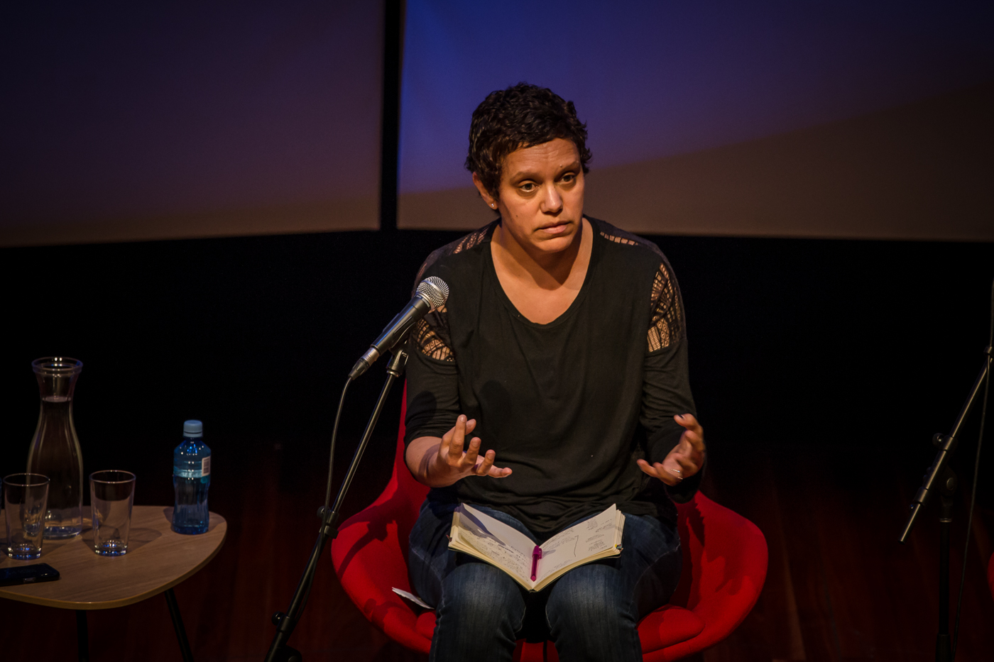 Displacing Whiteness in the Arts: Discussion with Angharad Wynne-Jones, Arts House Artistic Director.